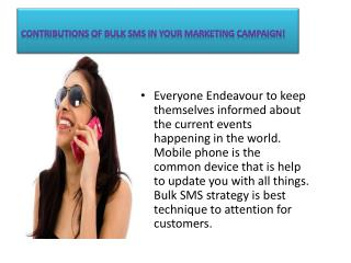 Why Need to Bulk SMS Marketing