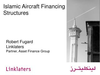 Islamic Aircraft Financing Structures