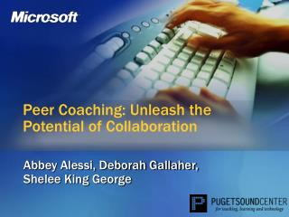 Peer Coaching: Unleash the Potential of Collaboration