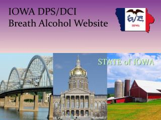 IOWA DPS/DCI  Breath Alcohol Website