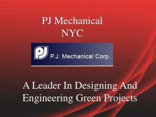 PJ Mechanical NYC