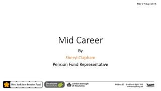Mid Career