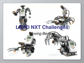 LEGO NXT Challenges