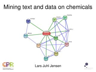 Mining text and data on chemicals