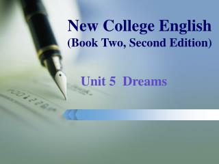 New College English  (Book Two, Second Edition)