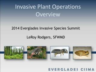 Invasive Plant Operations Overview