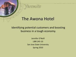 The Awona Hotel