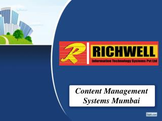 Content Management Systems | CMS | Manage and update your we
