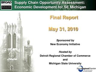 Final Report May 31, 2010