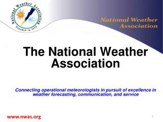The National Weather Association