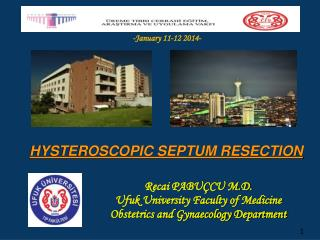 HYSTEROSCOPIC SEPTUM RESECTION