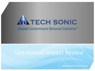 Tech Sonic Overview Dec2011