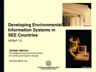 Developing Environmental Information Systems in  SEE Countries REReP 1.8