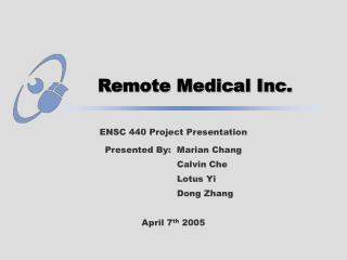 Remote Medical Inc.