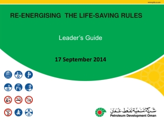 The Life-Saving Rules