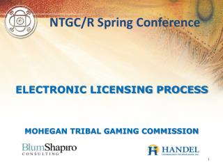 NTGC/R Spring Conference