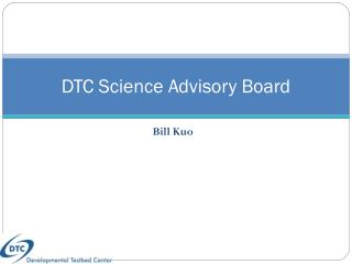 DTC Science Advisory Board