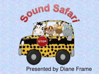 Sound Safari