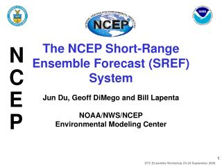 The NCEP Short-Range Ensemble Forecast (SREF) System