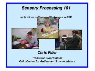 Sensory Processing 101  Implications of Sensory Challenges in ASD