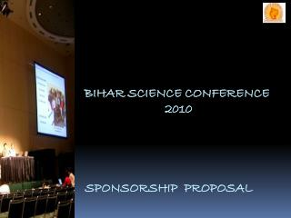 Bihar Science conference  2010