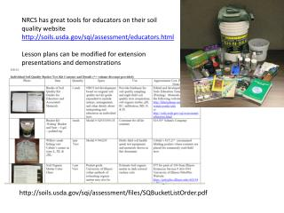 soilsda/sqi/assessment/files/SQBucketListOrder.pdf