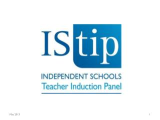 IStip Training for NQTs