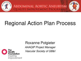 Regional Action Plan Process