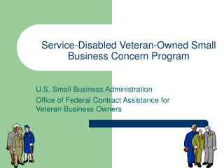 Service-Disabled Veteran-Owned Small Business Concern Program