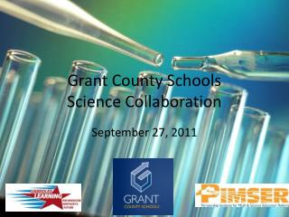 Grant County Schools Science Collaboration
