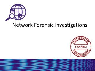 Network Forensic Investigations