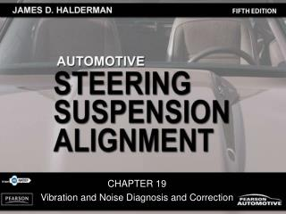 CHAPTER 19 Vibration and Noise Diagnosis and Correction