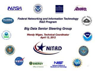 Federal Networking and Information Technology R&D Program Big Data Senior Steering Group