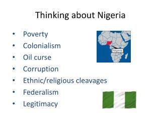 Thinking about Nigeria