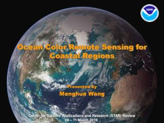Ocean Color Remote Sensing for Coastal Regions