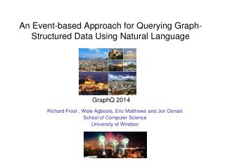An Event-based Approach for Querying Graph-Structured Data Using Natural Language