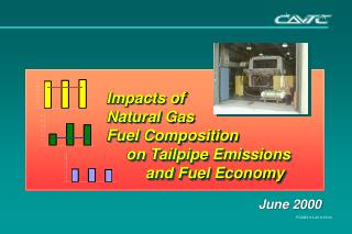 Impacts of  Natural Gas  Fuel Composition  	on Tailpipe Emissions  		and Fuel Economy