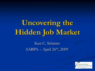 Uncovering the Hidden Job Market