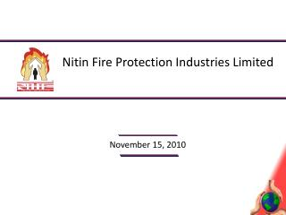Nitin Fire Protection Industries Limited