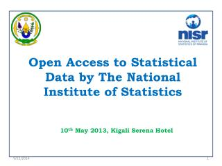 Open Access to Statistical Data by The National Institute of Statistics