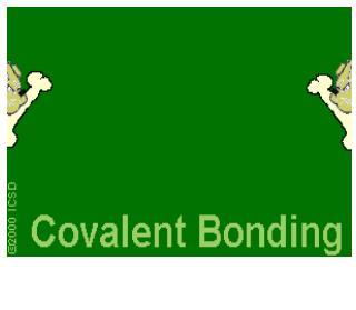 Covalent Bond Video