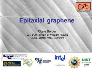Epitaxial graphene