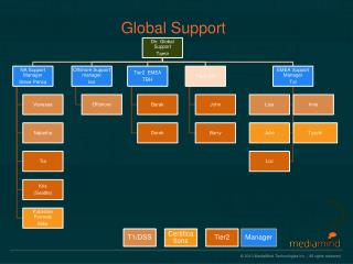 Global Support