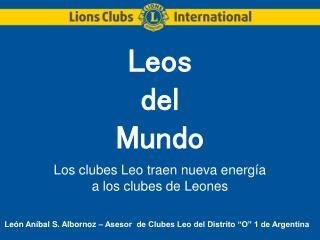 Leos  del Mundo