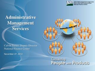 Administrative Management  Services