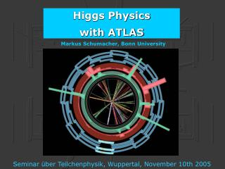 Higgs Physics with ATLAS