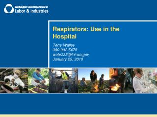 Respirators: Use in the Hospital