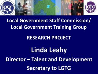 Local Government Staff Commission/ Local Government Training Group