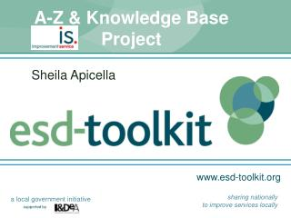 A-Z & Knowledge Base Project