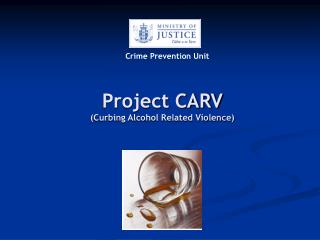 Project CARV (Curbing Alcohol Related Violence)